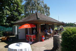 Der Kiosk von Germania